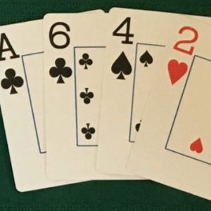 Low Cards Omaha Poker