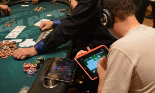 Poker Players Tablets