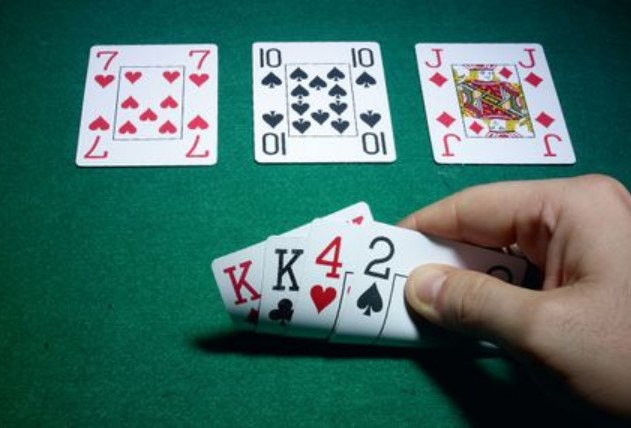 Omaha Poker Drawing Outs